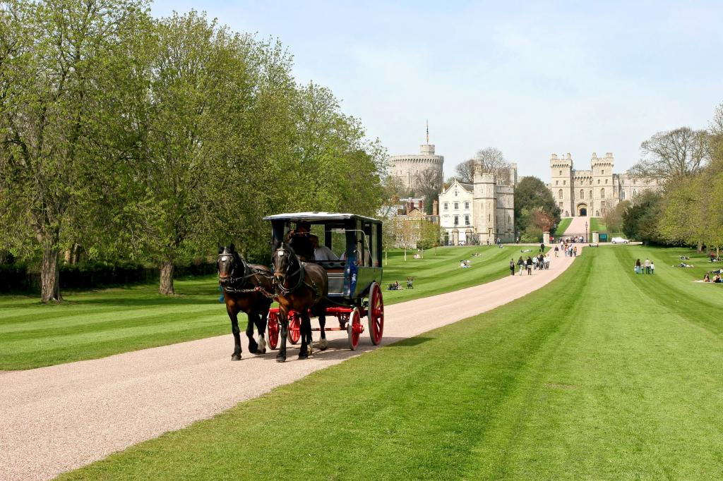 Windsor, Bath and Stonehenge - Windsor, Bath and Stonehenge