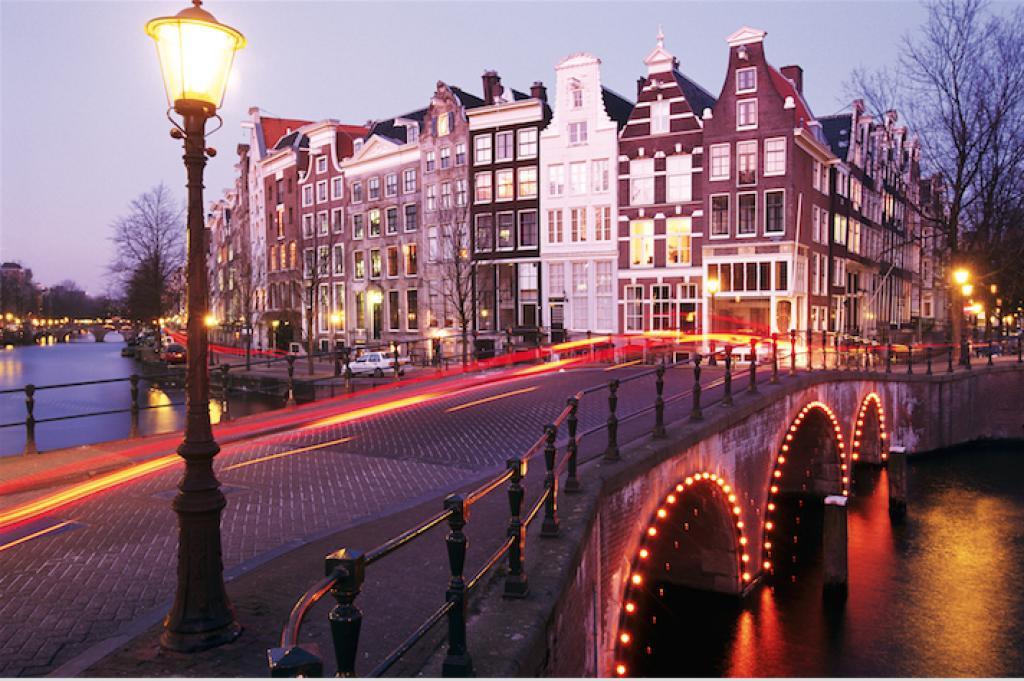 Amsterdam & Bruges - Amsterdam & Bruges £185