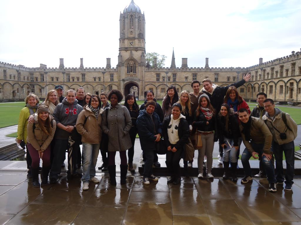 images for (B1) Cambridge and Oxford tour